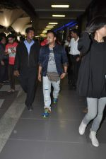 Sajid Ali snapped at the airport in Mumbai on 5th Jan 2014 (17)_52cab7f9e5815.JPG