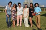 Shreyas Pardiwalla, Himansh Kohli, Rakul Preet, Dev Sharma, Divya Khosla Kumar, Nicole Faria at RWITC in Mumbai on 5th Jan 2014 (47)_52cabb8b8ca06.JPG