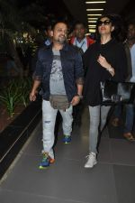 snapped, Sajid Ali at the airport in Mumbai on 5th Jan 2014 (20)_52cab7fa4f9c8.JPG