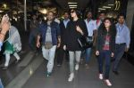 snapped, Sajid Ali at the airport in Mumbai on 5th Jan 2014 (23)_52cab7facc89e.JPG