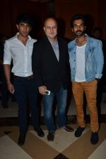 Anupam Kher at Screen Awards Nomination Party in J W Marriott, Mumbai on 7th Jan 2014 (137)_52cd39437e956.JPG