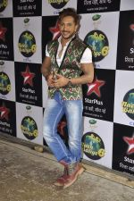 Terence Lewis promote Jai Ho on the sets of Nach Baliye 6 in Filmistan, Mumbai on 7th Jan 2014 (32)_52cd3499a8863.JPG