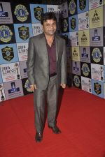 Rajpal Yadav at Lions Awards in Mumbai on 7th Jan 2014