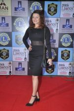 Aashka Goradia at Lions Awards in Mumbai on 7th Jan 2014