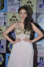 Aditi Rao Hydari at Lions Awards in Mumbai on 7th Jan 2014