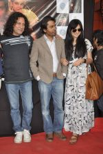 Anil George, Nawazuddin Siddiqui, Niharika Singh  at the Promotion of Miss Lovely at Buntara Bhavan College on 7th Jan 2014 (135)_52ce37b4a6642.JPG