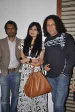 Anil George, Nawazuddin Siddiqui, Niharika Singh at the Promotion of Miss Lovely at Buntara Bhavan College on 7th Jan 2014 (131)_52ce385e4878f.JPG