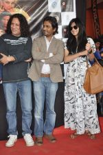 Anil George, Nawazuddin Siddiqui, Niharika Singh at the Promotion of Miss Lovely at Buntara Bhavan College on 7th Jan 2014 (139)_52ce37b612d9a.JPG