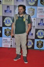 Anil Sharma at Lions Awards in Mumbai on 7th Jan 2014
