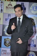 Dheeraj Kumar at Lions Awards in Mumbai on 7th Jan 2014