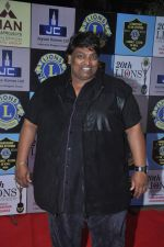 Ganesh Acharya at Lions Awards in Mumbai on 7th Jan 2014