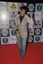 Javed Jaffrey at Lions Awards in Mumbai on 7th Jan 2014