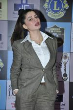Kainaat Arora at Lions Awards in Mumbai on 7th Jan 2014