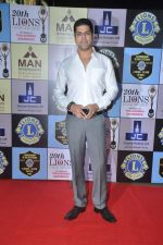 Murli Sharma at Lions Awards in Mumbai on 7th Jan 2014