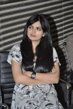 Niharika Singh at the Promotion of Miss Lovely at Buntara Bhavan College on 7th Jan 2014 (187)_52ce3867c1424.JPG