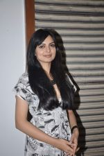 Niharika Singh at the Promotion of Miss Lovely at Buntara Bhavan College on 7th Jan 2014 (189)_52ce38690a522.JPG