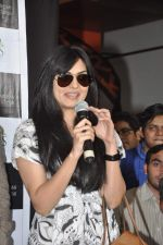 Niharika Singh at the Promotion of Miss Lovely at Buntara Bhavan College on 7th Jan 2014 (147)_52ce386306d68.JPG