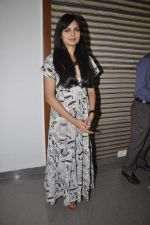 Niharika Singh at the Promotion of Miss Lovely at Buntara Bhavan College on 7th Jan 2014 (193)_52ce386a1a6a5.JPG