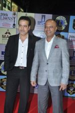 Ravi Behl, Naved Jaffrey at Lions Awards in Mumbai on 7th Jan 2014 (37)_52ce3614544f2.JPG