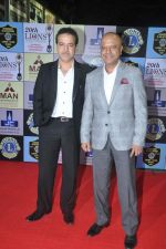 Ravi Behl, Naved Jaffrey at Lions Awards in Mumbai on 7th Jan 2014
