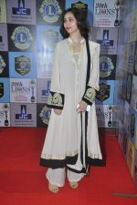 Sasha Agha at Lions Awards in Mumbai on 7th Jan 2014
