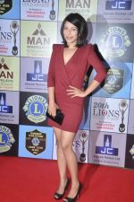 Shilpa Shukla at Lions Awards in Mumbai on 7th Jan 2014
