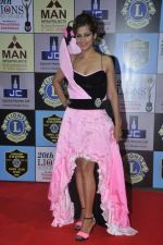 Tanisha Singh at Lions Awards in Mumbai on 7th Jan 2014