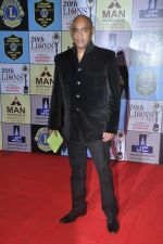 Vinod Kambli at Lions Awards in Mumbai on 7th Jan 2014
