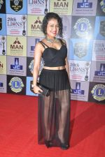 at Lions Awards in Mumbai on 7th Jan 2014