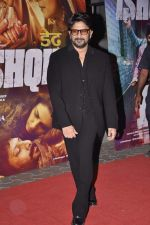 Arshad Warsi at Dedh Ishqiya premiere in Cinemax, Mumbai on 9th Jan 2014