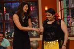 Daisy Shah on the sets of Comedy Nights with Kapil in Filmcity, Mumbai on 9th Jan 2014 (27)_52cfec3d4d5f8.JPG