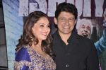 Madhuri Dixit at Dedh Ishqiya premiere in Cinemax, Mumbai on 9th Jan 2014