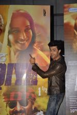 Manish Paul at Dedh Ishqiya premiere in Cinemax, Mumbai on 9th Jan 2014