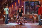 Salman Khan on the sets of Comedy Nights with Kapil in Filmcity, Mumbai on 9th Jan 2014 (100)_52cfeecbe1ed8.JPG