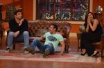 Salman Khan on the sets of Comedy Nights with Kapil in Filmcity, Mumbai on 9th Jan 2014 (104)_52cfeecdc1527.JPG