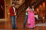 Salman Khan on the sets of Comedy Nights with Kapil in Filmcity, Mumbai on 9th Jan 2014 (124)_52cfeecea076d.JPG