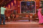 Salman Khan on the sets of Comedy Nights with Kapil in Filmcity, Mumbai on 9th Jan 2014 (125)_52cfeecf16b78.JPG