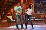 Salman Khan on the sets of Comedy Nights with Kapil in Filmcity, Mumbai on 9th Jan 2014 (135)_52cfeed37eea4.JPG
