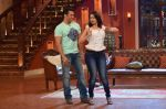 Salman Khan on the sets of Comedy Nights with Kapil in Filmcity, Mumbai on 9th Jan 2014 (140)_52cfeed5b231b.JPG