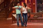 Salman Khan on the sets of Comedy Nights with Kapil in Filmcity, Mumbai on 9th Jan 2014 (142)_52cfeed69680a.JPG