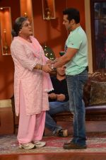 Salman Khan on the sets of Comedy Nights with Kapil in Filmcity, Mumbai on 9th Jan 2014 (220)_52cfeee22cec5.JPG