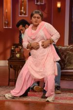 Salman Khan on the sets of Comedy Nights with Kapil in Filmcity, Mumbai on 9th Jan 2014 (223)_52cfeee3c62b0.JPG