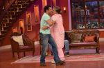 Salman Khan on the sets of Comedy Nights with Kapil in Filmcity, Mumbai on 9th Jan 2014 (226)_52cfeee529ec9.JPG
