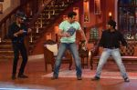 Salman Khan on the sets of Comedy Nights with Kapil in Filmcity, Mumbai on 9th Jan 2014 (86)_52cfeec4079aa.JPG