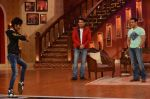 Salman Khan on the sets of Comedy Nights with Kapil in Filmcity, Mumbai on 9th Jan 2014 (94)_52cfeec923eb8.JPG