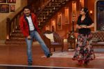 Salman Khan on the sets of Comedy Nights with Kapil in Filmcity, Mumbai on 9th Jan 2014 (98)_52cfeecaf13c0.JPG