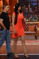 Shweta Tiwari on the sets of Comedy Nights with Kapil in Filmcity, Mumbai on 9th Jan 2014