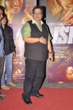 Subhash Ghai at Dedh Ishqiya premiere in Cinemax, Mumbai on 9th Jan 2014