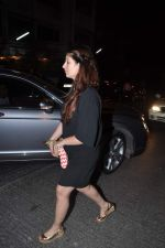 Twinkle Khanna snapped in Bandra, Mumbai on 10th Jan 2014