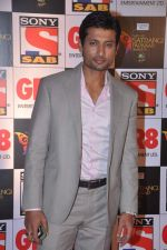 Indraneil Sengupta at Sab Ke Satrangi Pariwar awards in Filmcity, Mumbai on 11th Jan 2014 (246)_52d297fc702ad.JPG